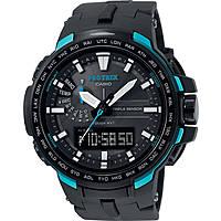 montre numérique homme Casio PRO-TREK PRW-6100Y-1AER