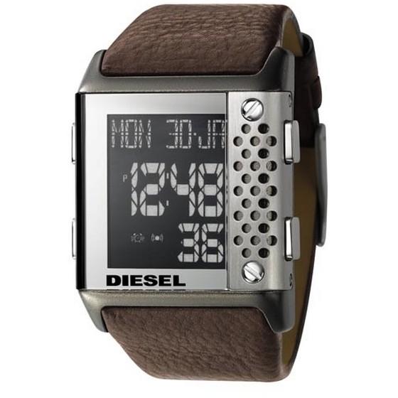 montre numérique homme Diesel DZ7123