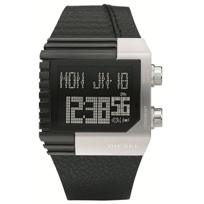 montre numérique homme Diesel DZ7184