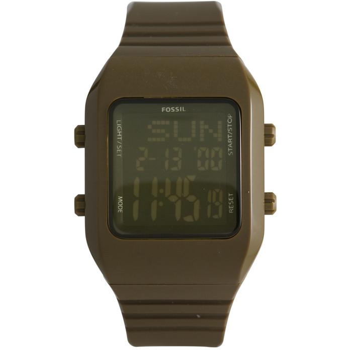 montre numérique homme Fossil JR1272