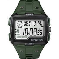 montre numérique homme Timex Grid Shock TW4B02600