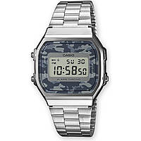 montre numérique unisex Casio CASIO COLLECTION A168WEC-1EF