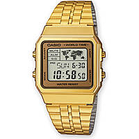 montre numérique unisex Casio CASIO COLLECTION A500WEGA-9EF