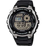 montre numérique unisex Casio CASIO COLLECTION AE-2100W-1AVEF