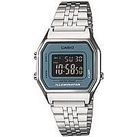 montre numérique unisex Casio CASIO COLLECTION LA680WEA-2BEF