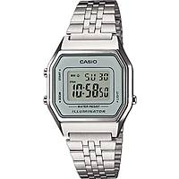 montre numérique unisex Casio CASIO COLLECTION LA680WEA-7EF