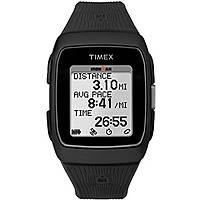 montre numérique unisex Timex Ironman Gps TW5M11700