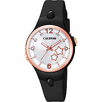 montre seul le temps enfant Calypso Sweet Time K5745/6