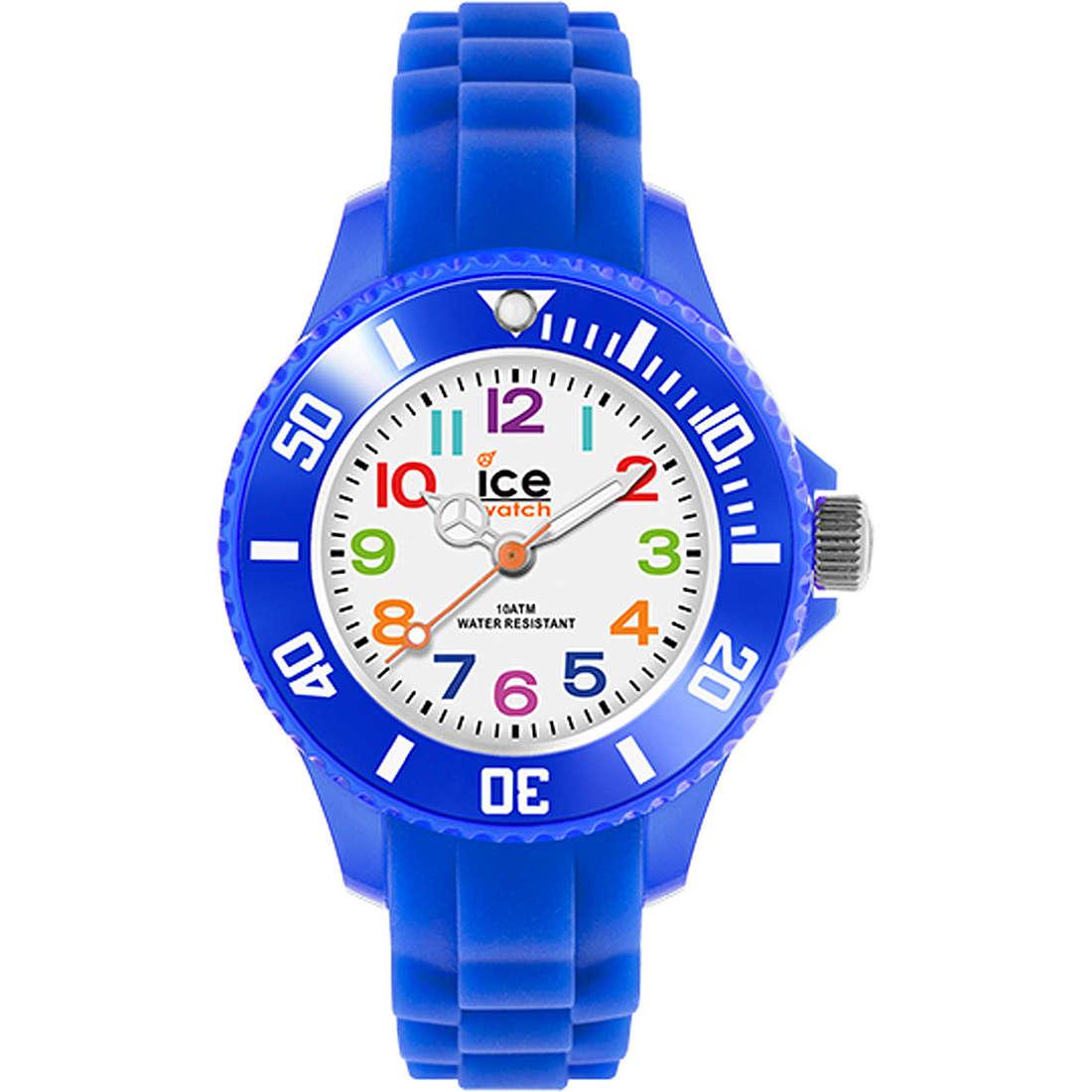 montre seul le temps enfant ICE WATCH Ice-Mini MN.BE.M.S.12
