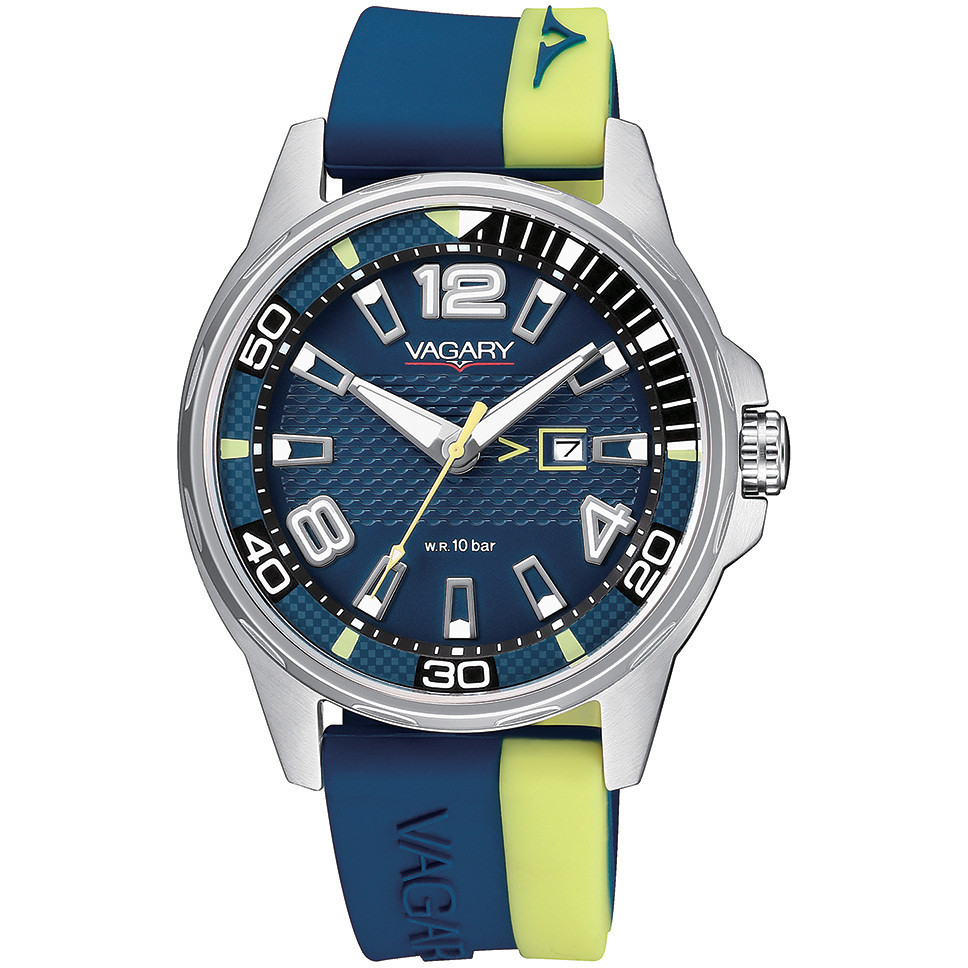 montre seul le temps enfant Vagary By Citizen Aqua 39 IH3-217-70