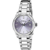 montre seul le temps femme Breil Classic Elegance Extension EW0239