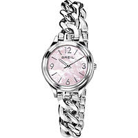 montre seul le temps femme Breil Night Out Extension TW1492
