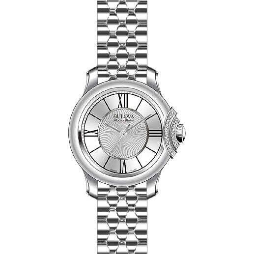 montre seul le temps femme Bulova Accu Swiss Bellecombe 63R143