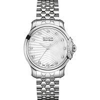 montre seul le temps femme Bulova Accu Swiss Bellecombe 63R147