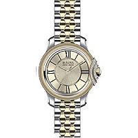 montre seul le temps femme Bulova Accu Swiss Bellecombe 65R159
