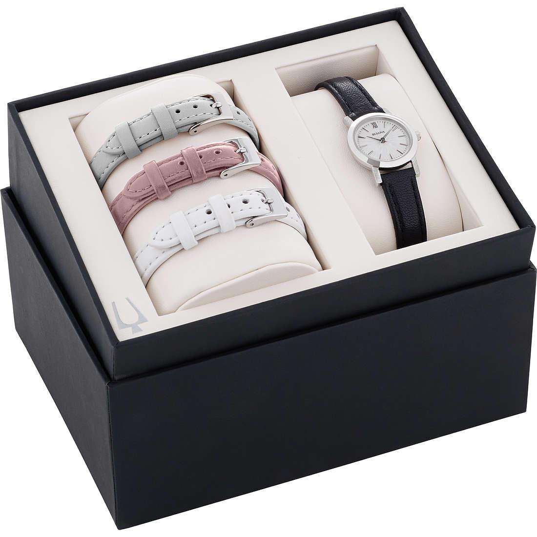 montre seul le temps femme Bulova Box Set 96X132