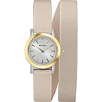 montre seul le temps femme Bulova Dress 98L193