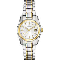 montre seul le temps femme Bulova Dress 98M105