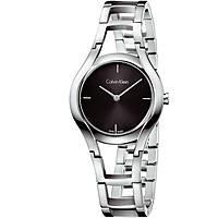 montre seul le temps femme Calvin Klein Classic K6R23121