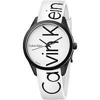 montre seul le temps femme Calvin Klein Color K5E51TK2