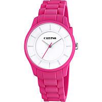 montre seul le temps femme Calypso K5671/4