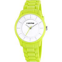 montre seul le temps femme Calypso K5671/5