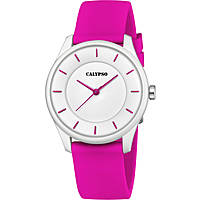montre seul le temps femme Calypso Sweet Time K5733/4