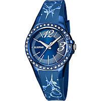 montre seul le temps femme Calypso Trendy K5624/G
