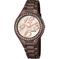 montre seul le temps femme Calypso Trendy K5637/8
