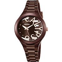 montre seul le temps femme Calypso Trendy K5678/3