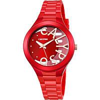 montre seul le temps femme Calypso Trendy K5678/6