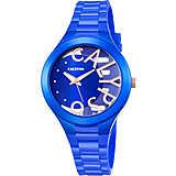 montre seul le temps femme Calypso Trendy K5678/7
