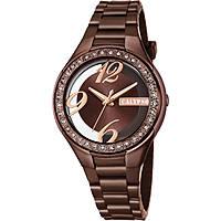 montre seul le temps femme Calypso Trendy K5679/A