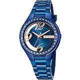 montre seul le temps femme Calypso Trendy K5679/E