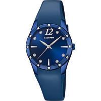 montre seul le temps femme Calypso Trendy K5714/6