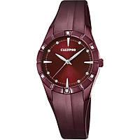 montre seul le temps femme Calypso Trendy K5716/7