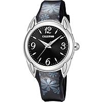 montre seul le temps femme Calypso Trendy K5734/6