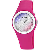 montre seul le temps femme Calypso Trendy K5754/5