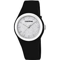 montre seul le temps femme Calypso Trendy K5754/6