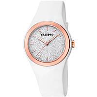 montre seul le temps femme Calypso Trendy K5755/1