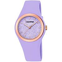 montre seul le temps femme Calypso Trendy K5755/2