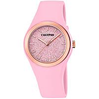 montre seul le temps femme Calypso Trendy K5755/3