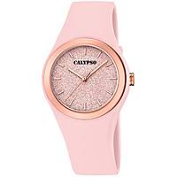 montre seul le temps femme Calypso Trendy K5755/6