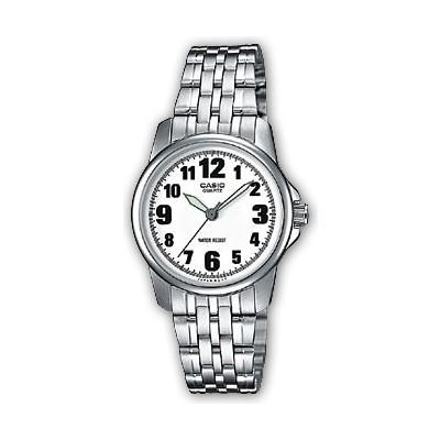 montre seul le temps femme Casio CASIO COLLECTION LTP-1260D-7BEF