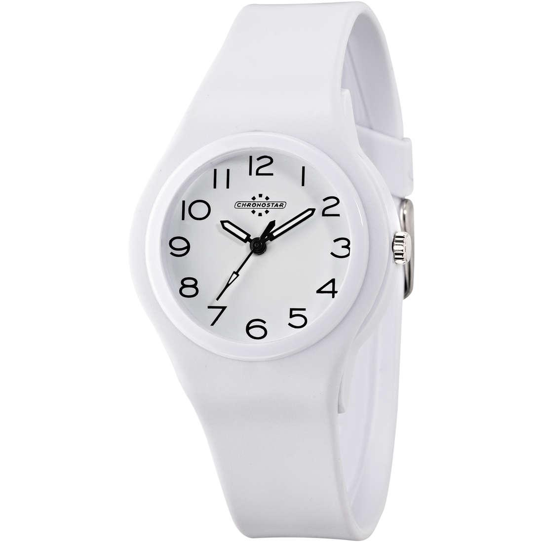 montre seul le temps femme Chronostar Colori R3751250501
