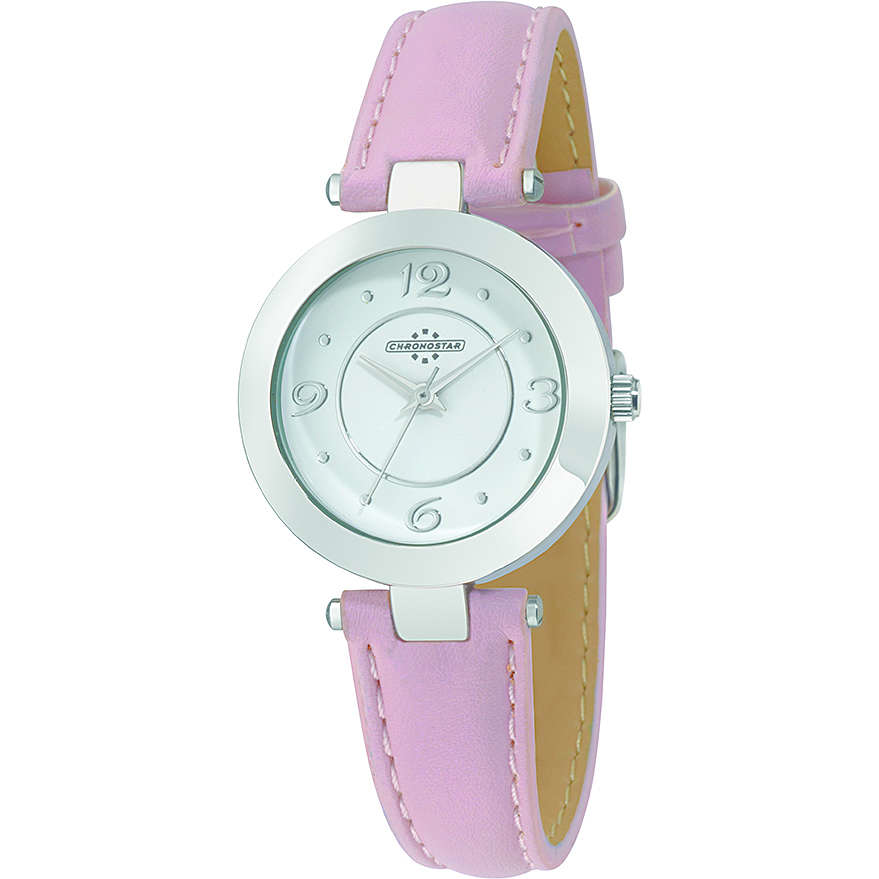 montre seul le temps femme Chronostar Pastel R3751243509