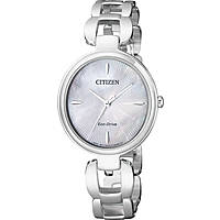 montre seul le temps femme Citizen L Collection EM0420-89D