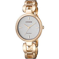 montre seul le temps femme Citizen L Collection EM0423-81A