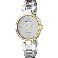 montre seul le temps femme Citizen L Collection EM0424-88A