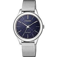montre seul le temps femme Citizen Lady EM0500-81L